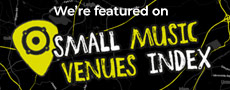 Small Music Venues Index
