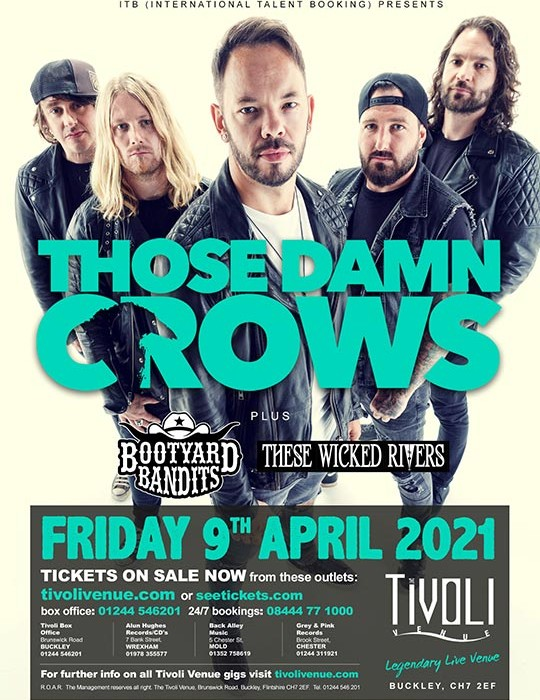 ThoseDamnCrows-Touch-poster-2020-web6
